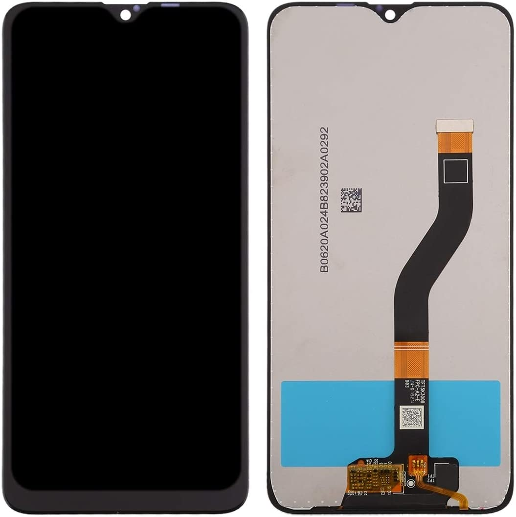 ZQ House Incell LCD Screen and Digitizer Full Assembly for Galaxy A10 Color : Black