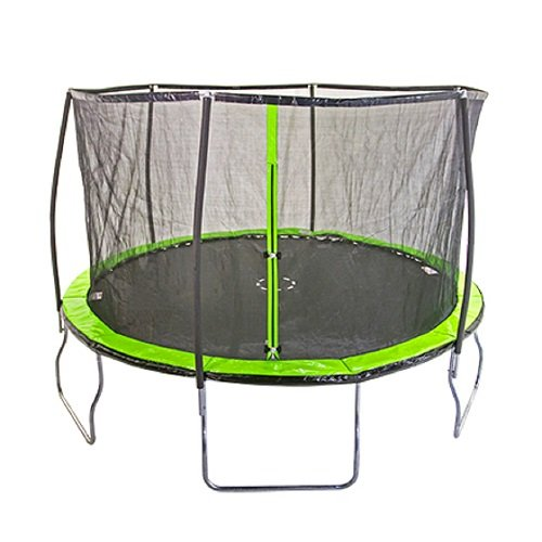 Sportspower 13 Foot Heavy Duty Outdoor Trampoline With