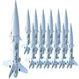 Estes Bull Pup 12D Model Rocket Bulk Pack (12 Pack)