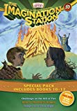 Download Imagination Station Books 3-Pack: Challenge on the Hill of Fire / Hunt for the Devil's Dragon / Danger on a Silent Night (AIO Imagination Station Books) in PDF ePUB Free Online