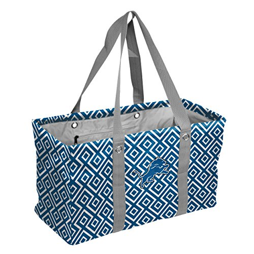 NFL Detroit Lions DD Picnic Caddy, Team Color by Logo