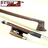 D Z Strad Model 201 Pernambuco Full Size Violin Bow