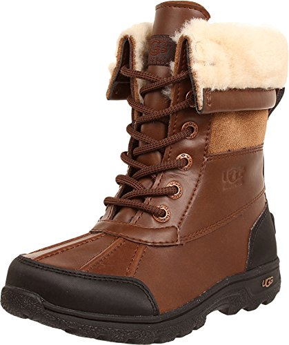 K BUTTE II Lace-Up Boot, Worchester, 6 M US Big Kid by UGG