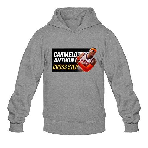 Men's Training Back Carmelo 7 Anthony Hoodie Sweatshirt