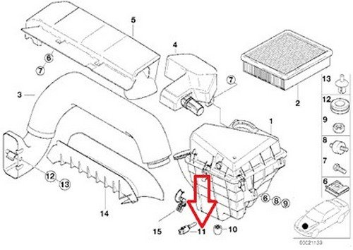 Bmw E46 Air Intake Diagram - Wiring Diagram Article