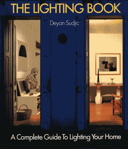 The Lighting Book Deyan Sudjic