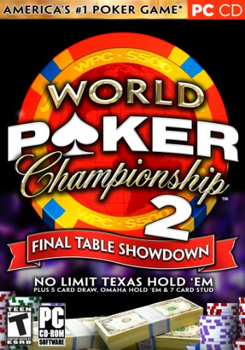World Poker 2 Championship 2nd Version [Download] (Games Pc Poker For)