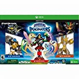 xbox console crystal - Skylanders Imaginators Starter Pack Xbox One- Master King Pen, Creation Crystal, & Golden Queen- Create Your Own Skylanders!!
