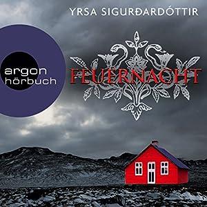 Feuernacht (Dóra Guðmundsdóttir 5) Hörbuch