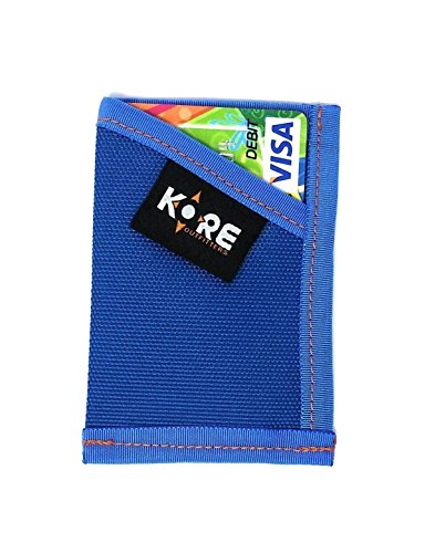 minimalist-wallet-slim-front-pocket-card-holder-money-clip-blue-and-orange-kore-outfitters-made-in-u