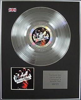 Judas Priest–Edition Limitée–Platine CD–Disque acier Britannique