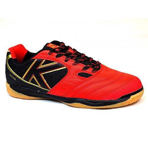Kelme Men's Futsal Shoes Red / Black