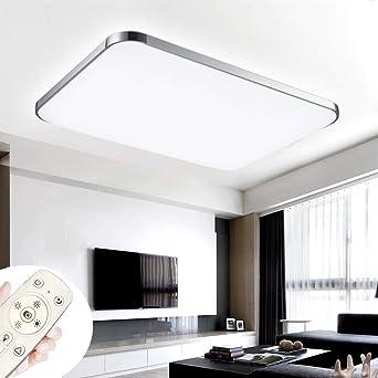 COOSNUG Luces de techo 72W Lámpara de techo ultradelgada LED ...