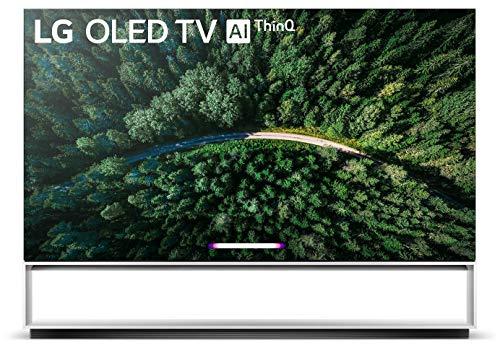 LG SIGNATURE OLED88Z9PUA Alexa Built-in Z9 88″ 8K Ultra HD Smart OLED TV (2019)