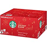 #8: Starbucks Holiday Blend Coffee K-Cups (60 Count)