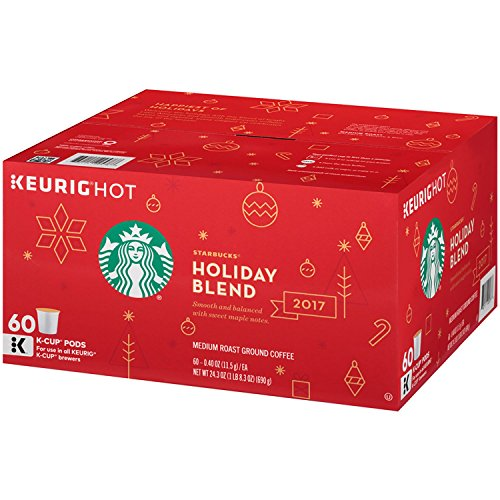 Starbucks Feast Blend Coffee K-Cups (60 Count)