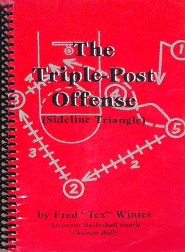 The triple-post offense (sideline triangle)