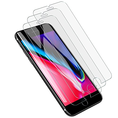 LK  Screen Protector for iPhone 7 Plus / 8 Plus,  with Lifet