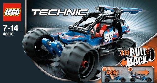 Lego Technic 42010 Action Race Buggy Amazonde Spielzeug