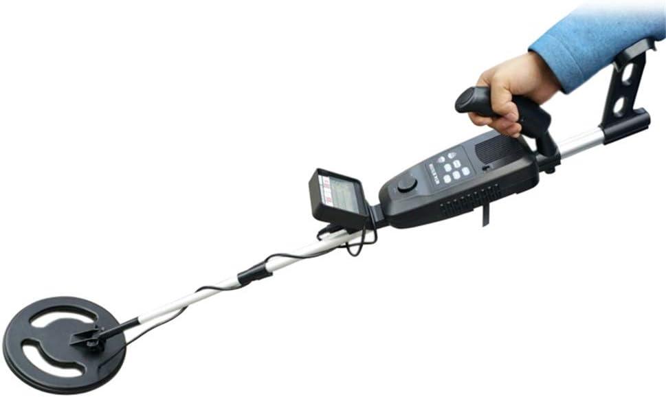 Detector de metales MD-3500 Pantalla LED Experto en búsqueda del ...