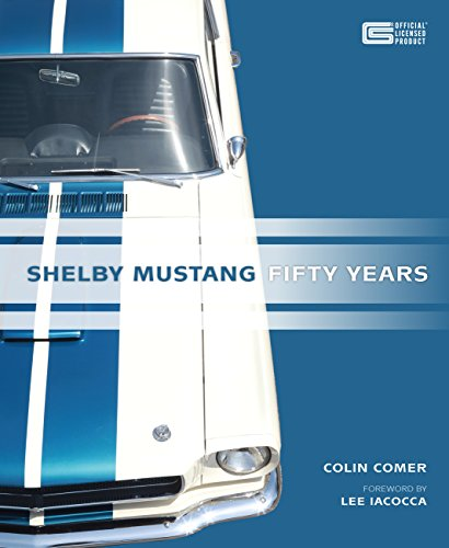 Shelby Mustang Fifty Years (Best American Cars Of The 50s)