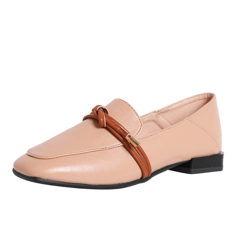 Bon Soir 2019 Ballet Flat Shoes Woman Single Shoes Loafers Office Work Casual Women Shoes