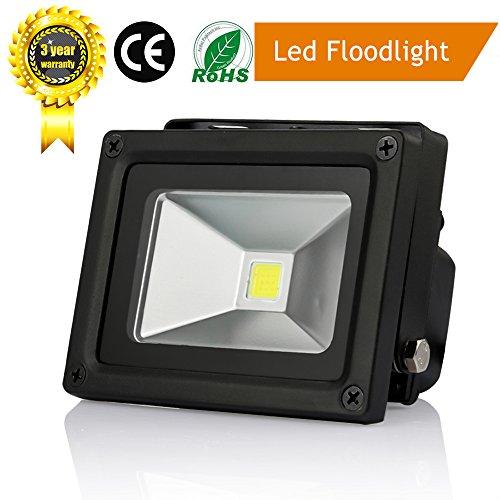 120W Black Flood Light