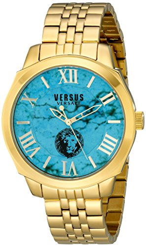 Versus-by-Versace-Mens-SOV050015-Chelsea-Analog-Display-Quartz-Gold-Watch