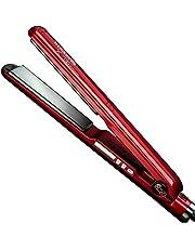 Timco X-Titanium Plancha Alaciadora Turboheat Placas Flotantes 25 mm, Rojo
