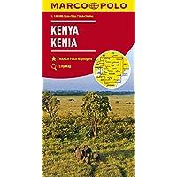 Kenya : 1/1 000 000