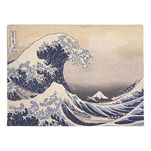 Japanische Bodenmatten amazon de vintage japanische kunst innen bodenmatten tür gummimatte