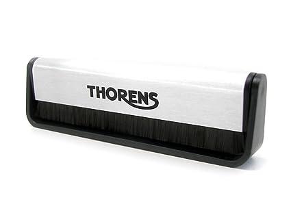 Thorens Carbon-antiestática-Cepillo para Tocadiscos: Amazon.es ...