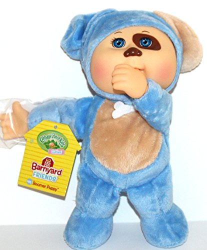 Cabbage Patch Boy Doll - Cabbage Patch Kids Cuties Barnyard Friends Boomer Puppy