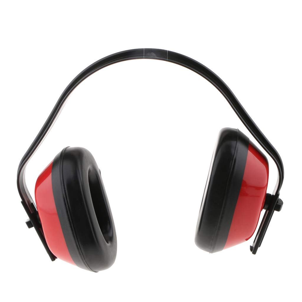 MagiDeal Adjustable Noise Reduction Earmuffs Hearing Protector Protection Ear Muffs