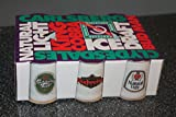 king cobra beer - Anheuser Busch Six Pack Mini Steins Bud Man-King Cobra -Carlsberg-Clydesdales-Ice Draft-Natural Light-
