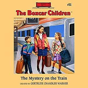 The Mystery on the Train Audiobook