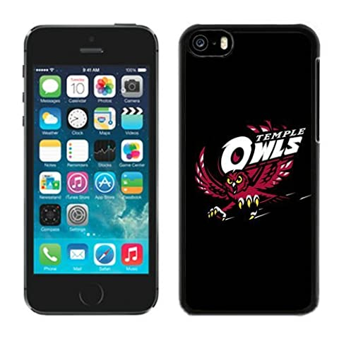 Iphone 5c Case Ncaa AAC American Athletic Conference Temple Owls 1 Pensonalized Phone Covers Apple Phone (Iphone 5c Cases Of Mice And Men)