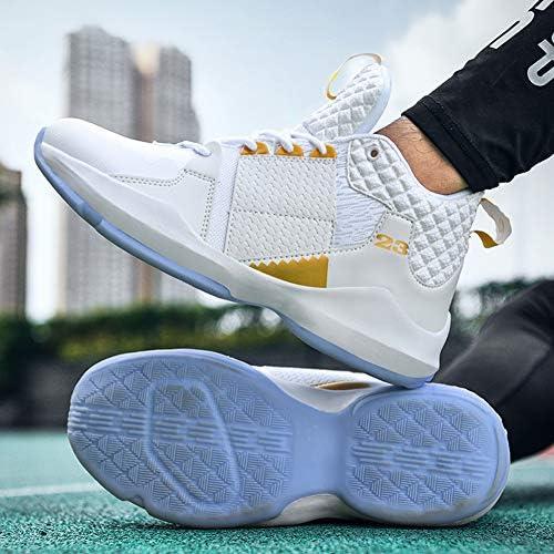 バスケットシューズ バッシュ メンズ スニーカー ウォーキングシューズ スポーツシューズ ランニングシューズ 滑り止め 軽量 通気 耐久性のある