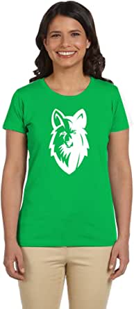 PTB W-NK390 T-Shirts Printed Short Sleeve For Women