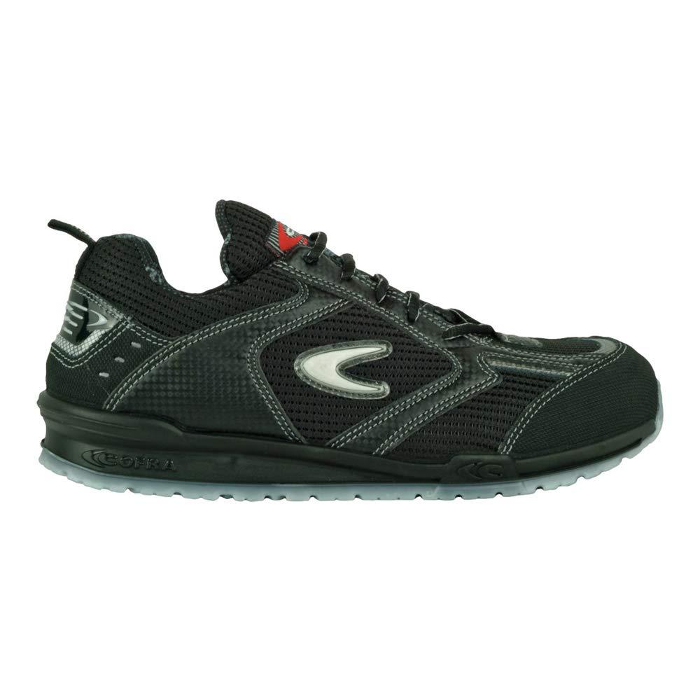 Calzado de seguridad S1P Petri Running de Cofra, zapatillas deportivas, talla 41, negro, 78450-002: Amazon.es: Industria, empresas y ciencia