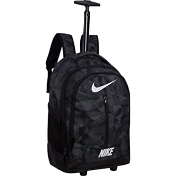 063f28751b Nike Accessories Rolling Backpack (Anthracite Camo)  Amazon.co.uk  Luggage