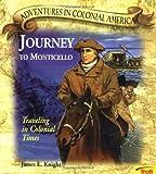 Journey to Monticello, James E. Knight, 0816749736