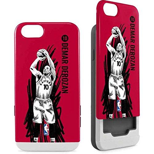 purchase cheap f5243 6f6af Amazon.com: Toronto Raptors iPhone 6/6s Case - DeMar DeRozan Inked ...