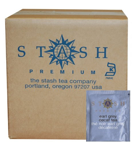 Stash Tea Decaf Count packaging product image