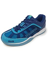 Salming Falco Limoges Blue/Blue ATOL Women's Indoor Court Shoes
