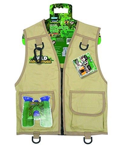 Wild Adventure Explorer Vest ()