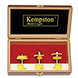 Kempston KC5035 Shaker Style Cabinet Door Set, 3-Piece