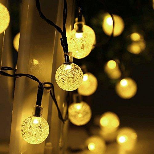 Solar String Lights Gazebo