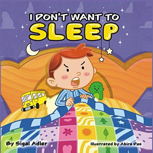 孩子说《我不想睡觉》怎么办?