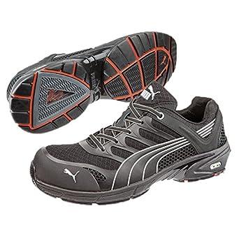 Puma 642580.39 Fuse Motion Black Chaussures de sécurité Low S1P HRO SRA  Taille 39 c5c7c83a1dbe